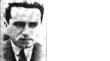 Ο ποιητής Κώστας Καρυωτάκης