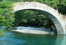 Canoeing in Voidomatis river