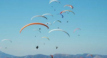 No Borders paragliding school