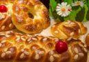 Tsoureki- Greek Easter Bread