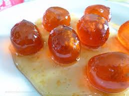 Kumquat Spoon Sweet -Corfu